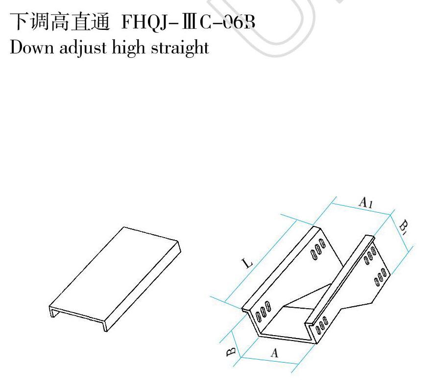 下调高直通 FHQJ-ⅢC-06B