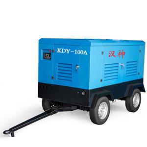 电动移动式空压机