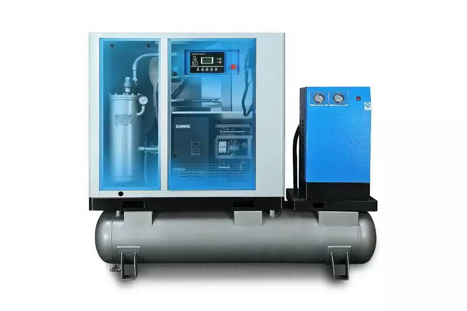 【厂家】怎么解决空压机泄露和用气 空压机操作失误