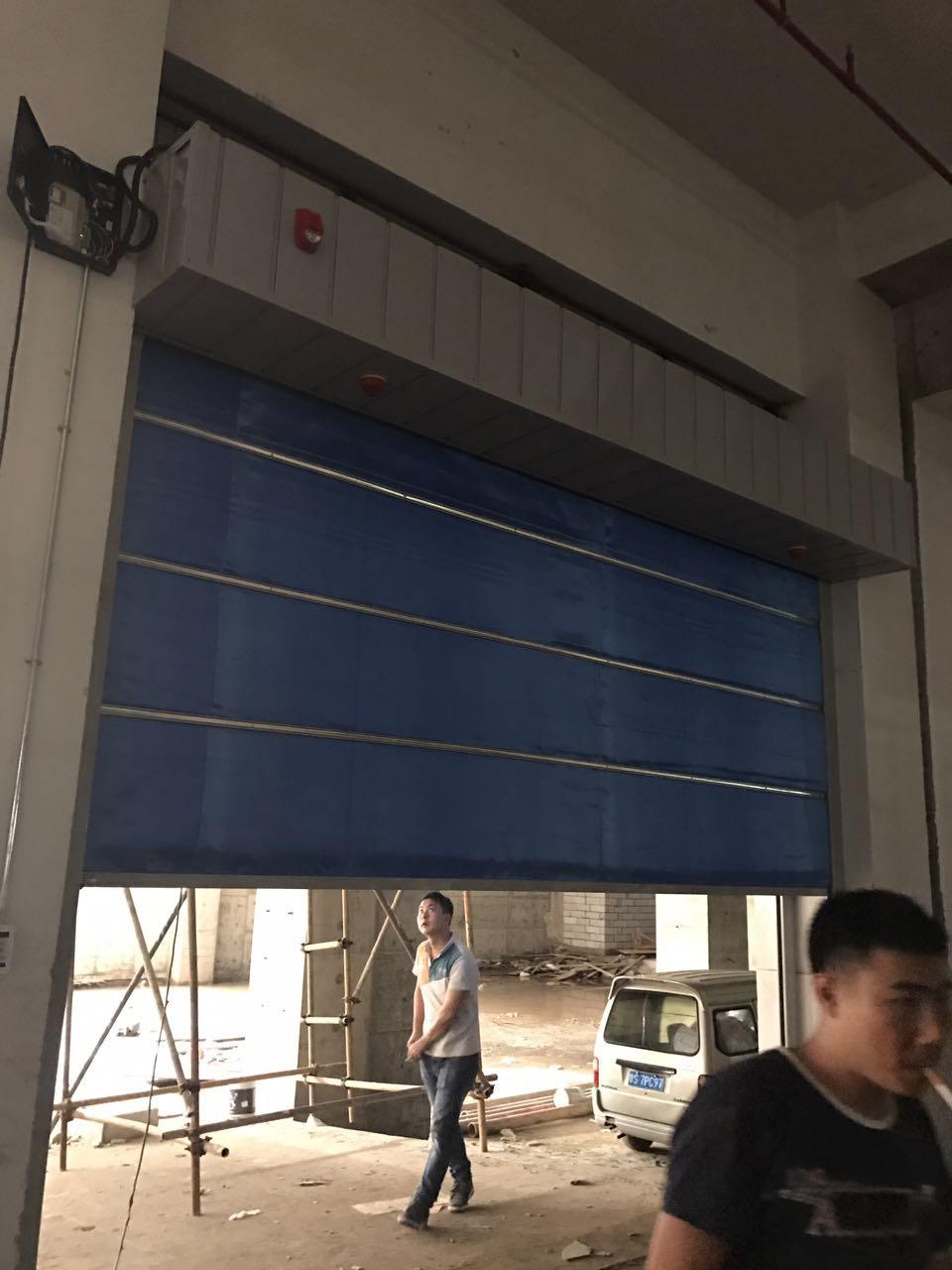 【厂家】防火卷帘门的厂家 无机布防火卷帘门对安装技术要求