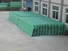 大量槽式玻璃钢桥架供应