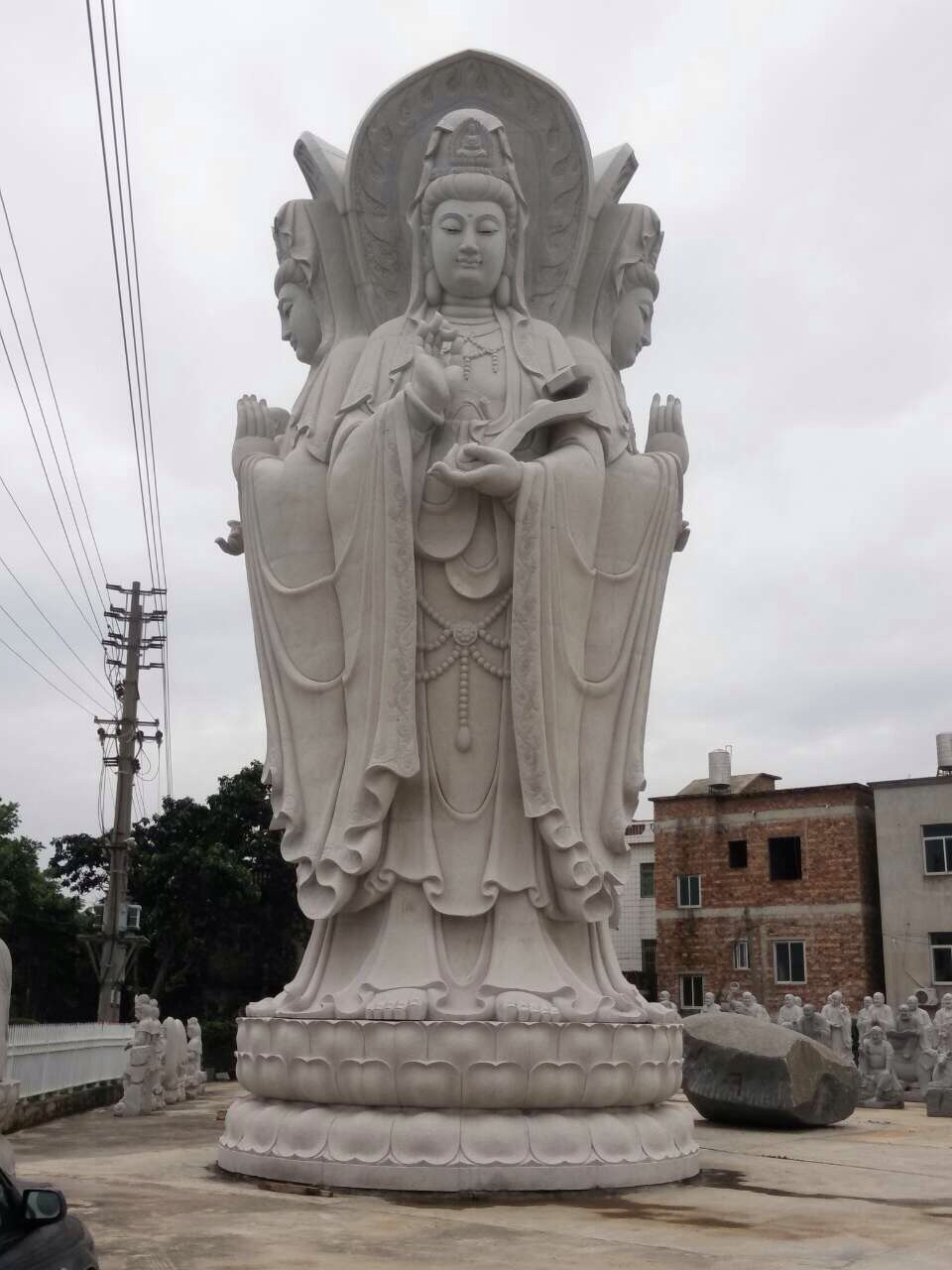 惠安佛像人物雕塑