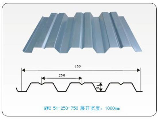 三門峽樓承板質量好 彩鋼瓦 樓承板價格