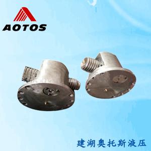 专业生产优质折弯机油缸厂家油缸作用 带调节装置三缸操作方便
