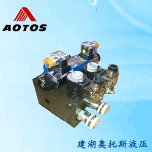 折弯机油缸破碎床液压系统 一种新型的折弯机补偿油缸