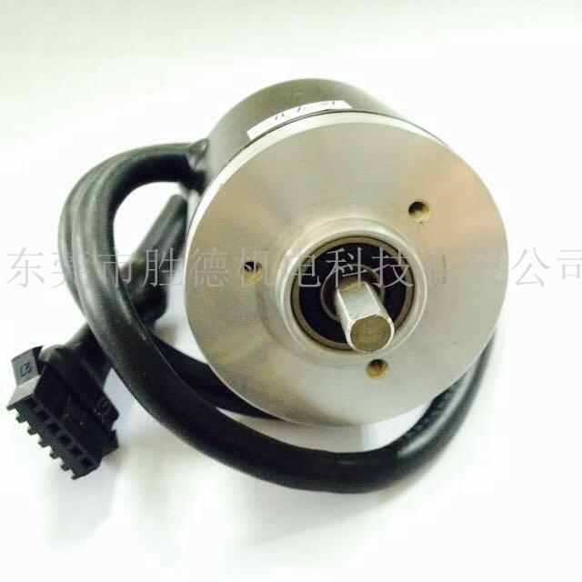 冲床压力机专用三孔编码器