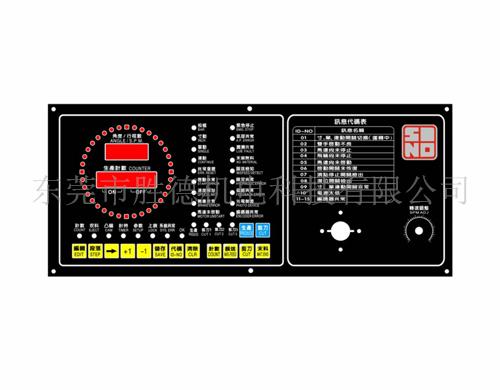 高速冲床控制器