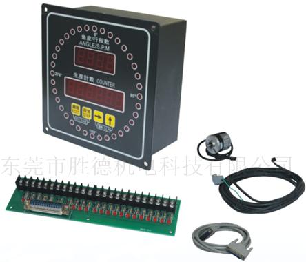 电子凸轮控制器CAM-E16-RES600