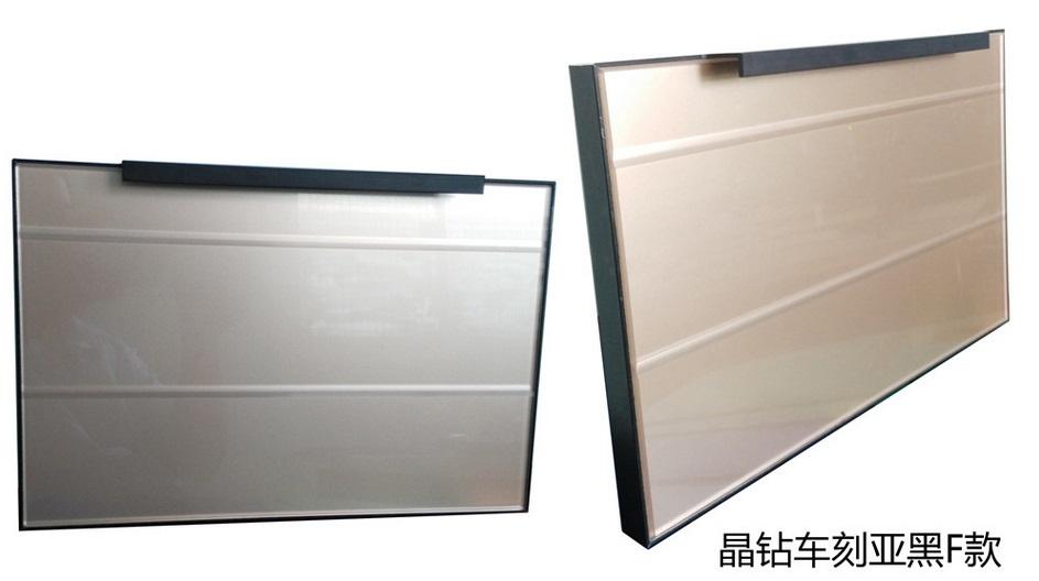 重庆晶钢橱柜门