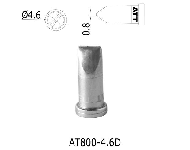 AT800-4.6D����澶�
