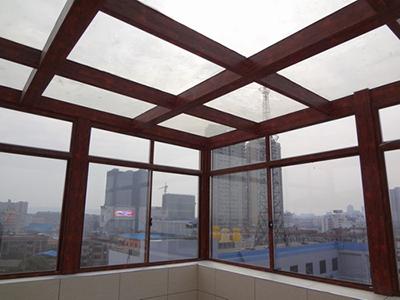 贵州钢结构阳光房