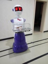 深圳餐厅机器人服务员价格质量保证报价