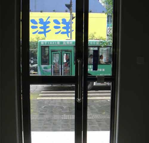 玻璃門安裝