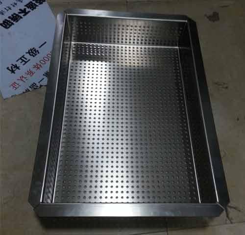 不锈钢非标件加工