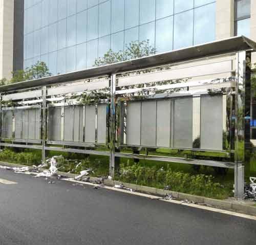 貴州不鏽鋼廣告牌