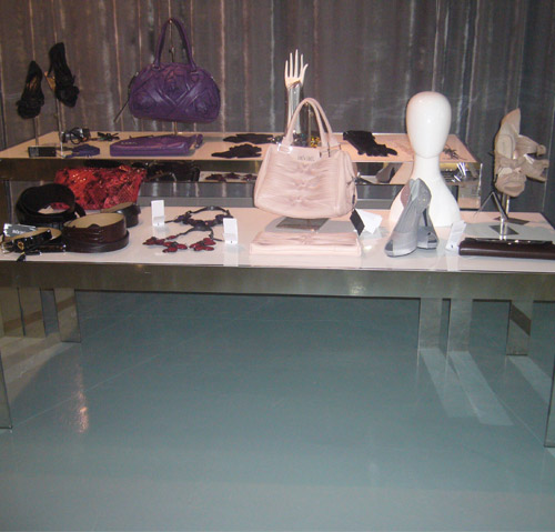 服装展示架