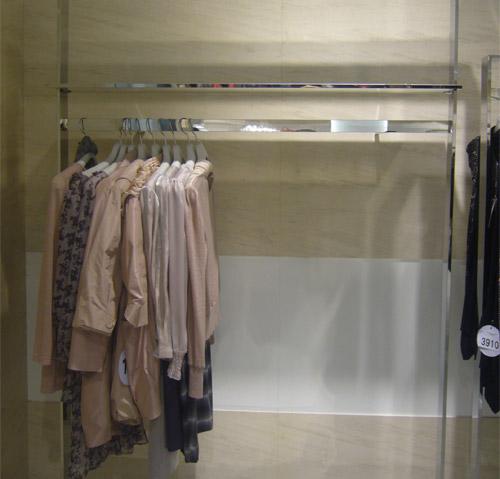 高档服装展示架