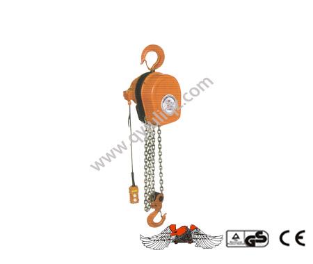 环链电动葫芦规格