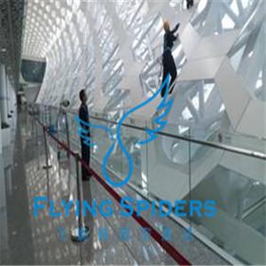 西丽瓷砖外墙清洗深圳飞蜘蛛高空擦玻璃