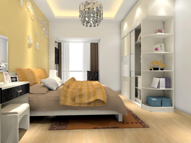 卧室整体家具