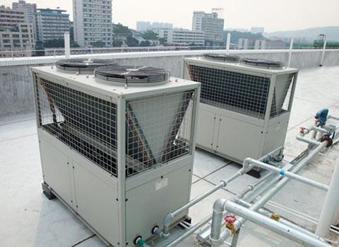 浴室空气能采暖工程
