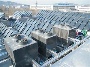 厂区太阳能空气能工程