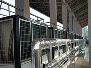 镇江泳池热泵热水工程