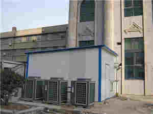 镇江酒店热泵热水工程