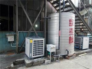 余杭员工洗浴空气能热水工程