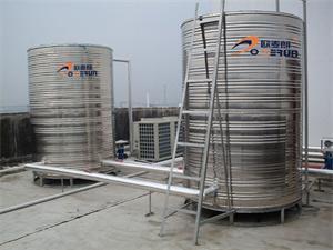 徐州养老院空气能热水工程