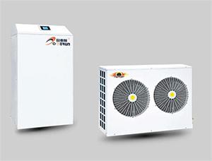 定频空气能地暖空调