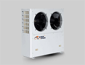 空气能地暖空调一体机