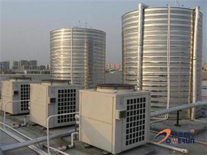 SPA会所热水工程解决方案