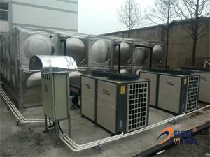 学校热水工程解决方案