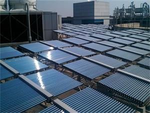 泰州宾馆太阳能热水系统