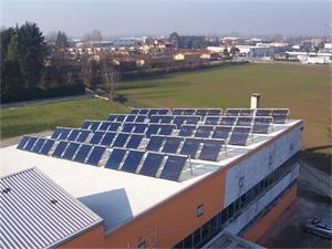 苏州工业园区太阳能热水系统