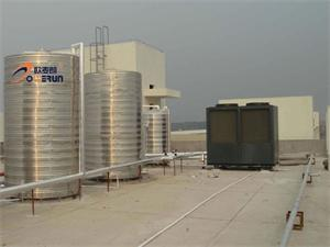 杭州宿舍热泵热水工程