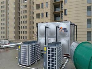 宿迁小区空气能热泵热水工程