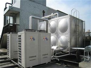 宁波部队空气能热水工程