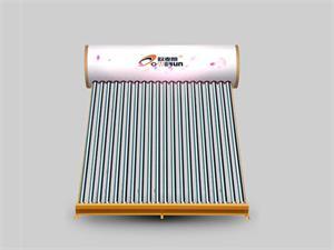 非承压太阳能热水器