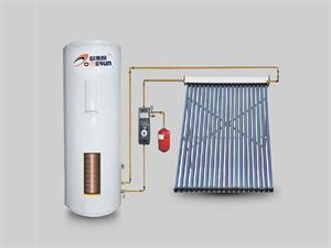 别墅超导热管太阳能