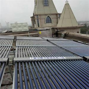 南京老年公寓太阳能热水工程