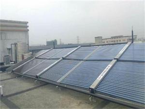 浙江家私太阳能空气能热水工程