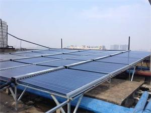 安徽国际酒店太阳能热水工程