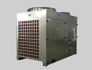 316不锈钢防腐空气能热泵机组