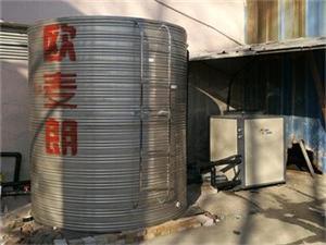 上海模特企业空气能热水工程