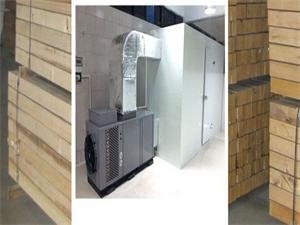 木材空气能烘干工程