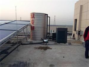 江苏天利农产品物流中心太空能热水工程