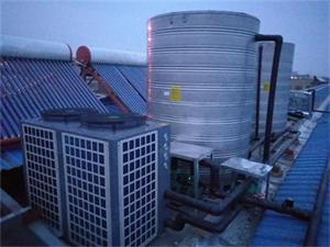 南通新世嘉纺织员工宿舍洗浴热水工程