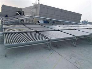 山东大学第二医院病房太阳能热水工程